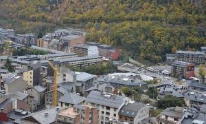 La parròquia d'Andorra la Vella.