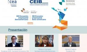 La XIII Trobada Empresarial Iberoamericana se celebra la setmana que ve.