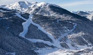 Grandvalira, entre les primeres estacions del món en dies d'esquí venuts.