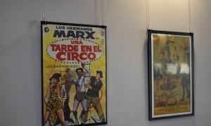 La mostra 'Papers del circ' a l'espai Caldes.