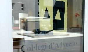 La seu del Col·legi d'Advocats.