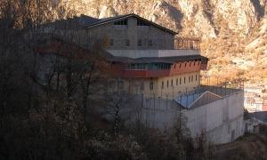 Vista de la presó de la Comella, on es preveu que es pugui donar més atenció psicològica als presos.