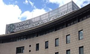 A l'hospital només hi ha un pacient Covid ingressat.