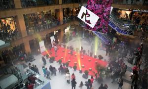 Èxit de públic i participació en el primer cap de setmana de desfilades de moda d'illa Color Fest