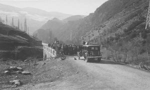 Andorra, Trobada Literària, Domenjó, frontera, Pirineu, Guerra Civil, II Guerra Mundial, pau, refugiats