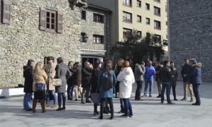 """""""Bones sensacions"""" entre les candidatures territorials de DA"""