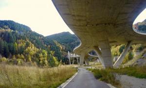 Andorra, land art, biennal, Pere Moles, Dos Valires, Carroi, art