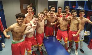 La sub-19 s'exhibeix contra Lituània, l'amfitriona