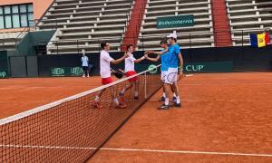 Andorra continua patint derrotes a la Copa Davis