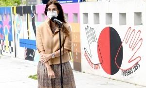 La ministra de Cultura i Esports, Sílvia Riva.