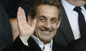 L'expresident francès i excopríncep d'Andorra Nicolas Sarkozy.