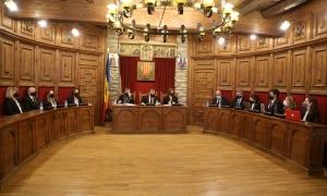 Sessió del consell de Comú de Sant Julià de Lòria.