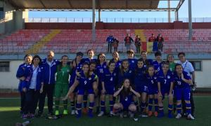 La sub-16 s'estrena amb derrota a Malta