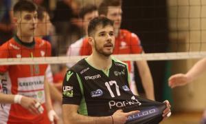Xavi Folguera fitxa per el Volleybalclub Greenyard Maaseik