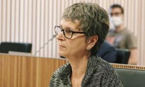 La consellera del PS Susanna Vela.