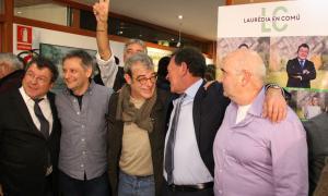 Laurèdia en Comú, la candidatura amb més donacions per als comicis]