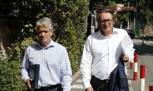 Els Cierco defensen l'actuació del banc i denuncien haver rebut amenaces de la policia espanyola