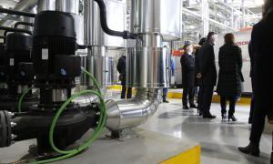 La central de cogeneració podria ampliar la producció fins a un 70%