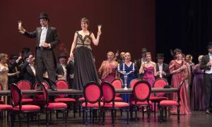 Andorra, Sant Julià, Claror, Traviata, òpera, Temporada d'òpera, Jonaina Salvador
