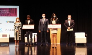 Els guanyadors de la passada edició dels Actinn Awards.