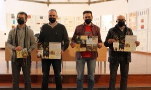 La presentació de l'Agenda Cultural s'ha dut a terme a Sant Domènec.