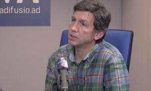 El director de Naturlandia, Xabier Ajona, aquest dimecres.