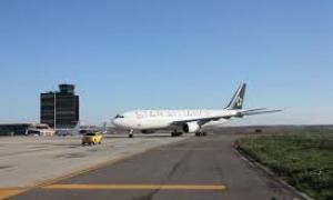 L'aeroport d'Alguaire.