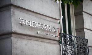 La seu d'Andbank Espanya a Madrid.