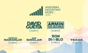 L'Andorran Mountain Music que tindrà lloc del 26 de juny al 31 de juliol a Soldeu