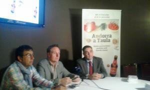 Andorra a taula potencia la qualitat i la difusió a l'estranger