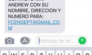Andorra Telecom alerta d'un missatge de frau