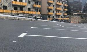Els dos aparcaments estaran disponibles des d'avui mateix.