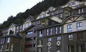 Edificis d'apartaments.