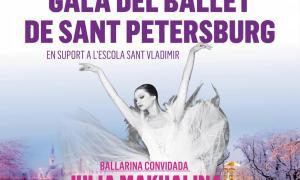 Es posen a la venda les entrades per a l'actuació del ballet de Sant Petersburg a Sant Julià Es posen a la venda les entrades per a l'actuació del ballet de Sant Petersburg a Sant Julià