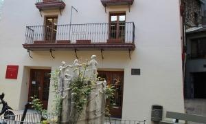 La Casa Bauró ja està preparada per rebre a partir de dilluns al Raonador del Ciutadà.