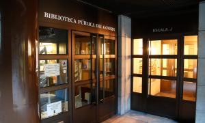 La Biblioteca Pública de Govern va servir l'any passat 28.765 usuaris, 555 menys que el 2016.