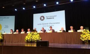 Junta General d'accionistes de BancSabadell d'Andorra