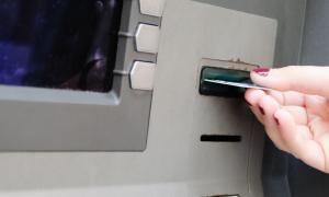ANA/ Imatge d'un caixer automàtic.