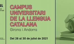 XX Campus Universitari de la llengua catalana, a Andorra i Girona.