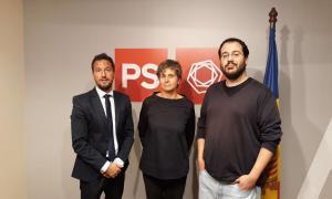 Vela, López i Sánchez, única llista per a l'executiva del PS