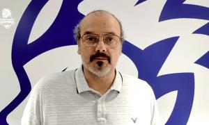 El director esportiu del Morabanc, Francesc Solana.