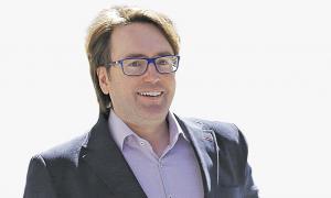 Els candidats de la Massana en un minut: Carles Naudi d'Areny-Plandolit Balsells, n.1 de Ciutadans Compromesos