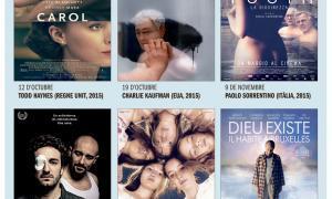Andorra, Cineclub, Carol, Anomalisa, La giovinezza, El rei broni, Mustang, Le tout Nouveau Testament, Alain Hernández