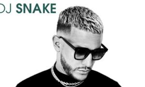 Cartell promocional de l'actuació de Dj Snake d'aquest dissabte.