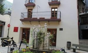 La Casa Bauró.