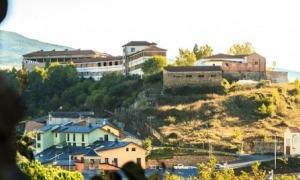 Vista de la ciutadella de Castellciutat.