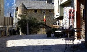 Una imatge d'arxiu del Centre Històric d'Andorra la Vella.