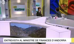 Cinca recorda que el 'cas Pujol' mai serà jutjat a Andorra com a delicte fiscal Cinca recorda que el 'cas Pujol' mai serà jutjat a Andorra com a delicte fiscal