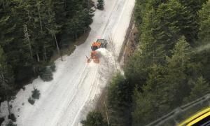 carretera coll d'Ordino neu