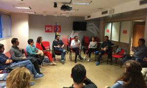 Comité directiu del PS.